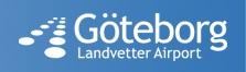 Gothenburg Landvetter Airport Logo